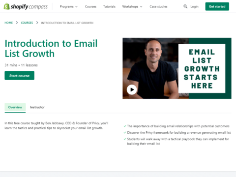 Introduction to Email List Growth