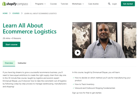 Learn All About Ecommerce Logistics