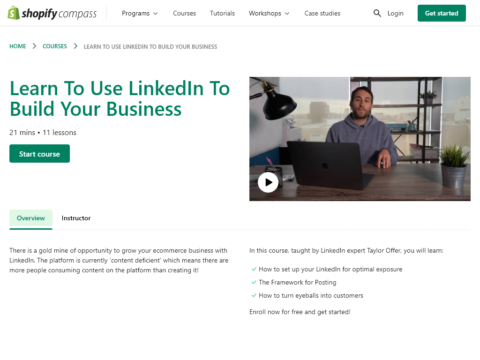 Learn To Use LinkedIn To Build Your Business