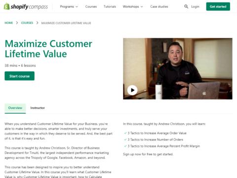 Maximize Customer Lifetime Value
