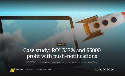 Push Notifications Case Study
