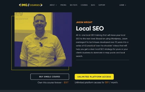 Local SEO Course