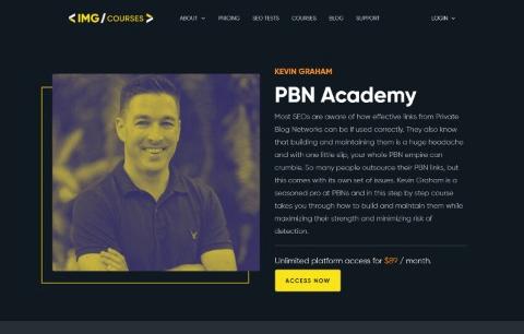 PBN Academy Course