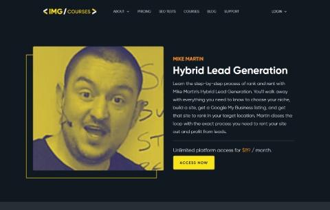 Hybrid Lead Generation