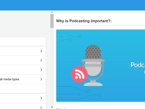 Podcast Publishing Checklist
