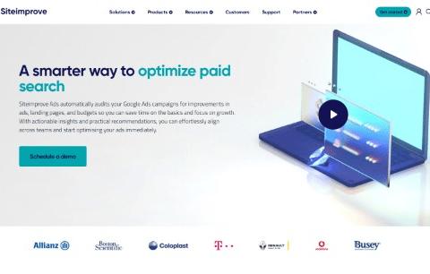 SiteImprove Ads