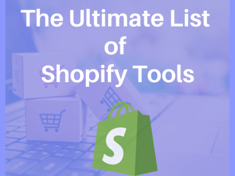 Ultimate List of Shopify Tools