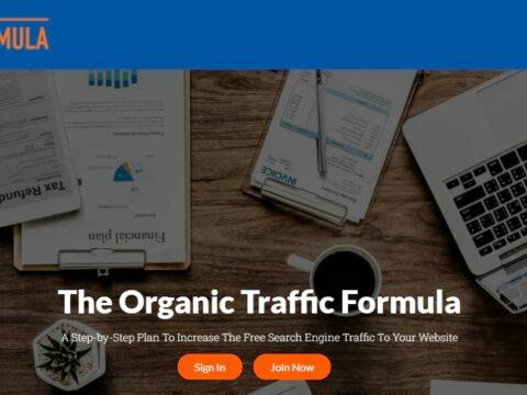 The Organic Traffic Formula